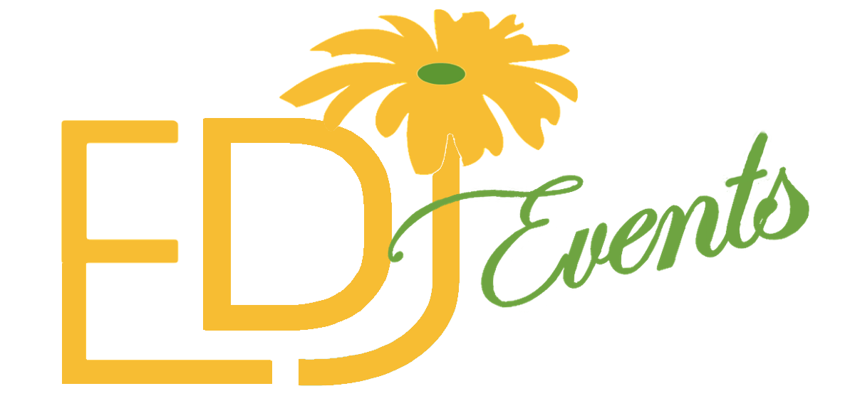 EDJ Events Logo